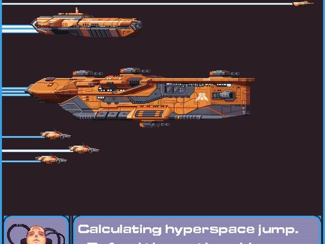 Zu Ehren der Veröffentlichung von Homeworld Remastered - und des anhaltenden Stils des Spiels - wurde der Künstler Matt Fr