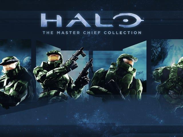 Nyrenin kulma: Uutta peliä voidaan lisätä Haloon: Master Chief Collection