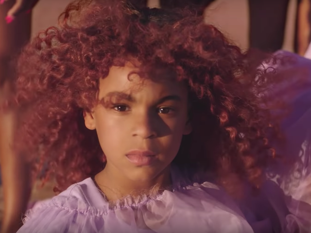 'Brown Skin Girl' Was Bound to Be Our New Anti-Colorism Anthem...But It's Also Blue Ivy's 1st Writing Credit!