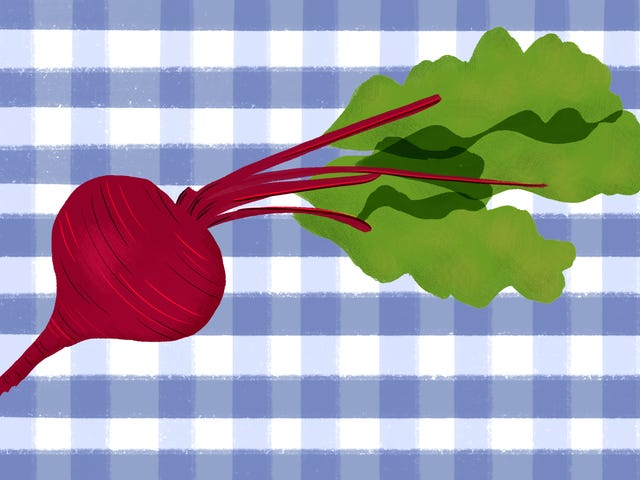 Don't fear beets, make them your friends