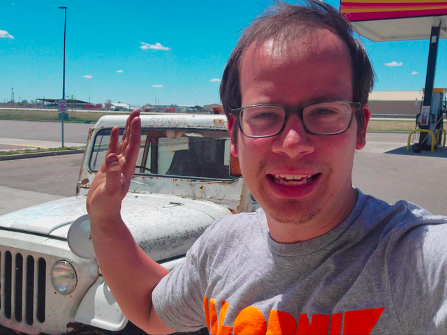 The Final Leg of My $500 Postal Jeep Road Trip Was an 1,800 Mile Test of the Human Spirit