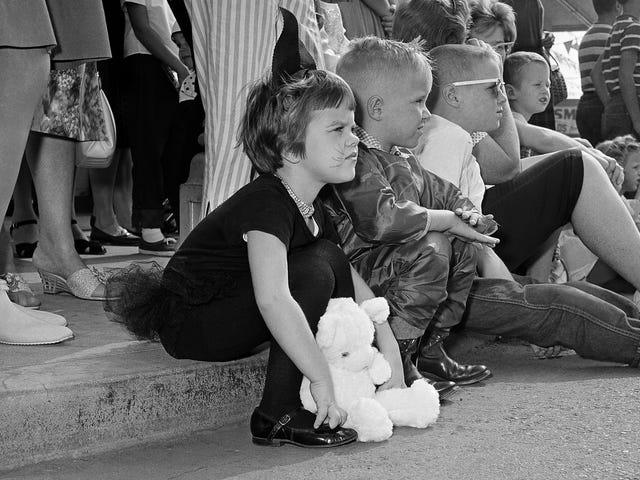 İşte Tarihin Küçük Çocuklarından Bazı Son Dakika Cadılar Bayramı Kostümleri İlham