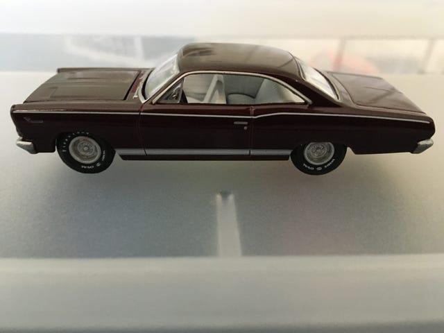 1966 Mercury Comet Cyclone GT.