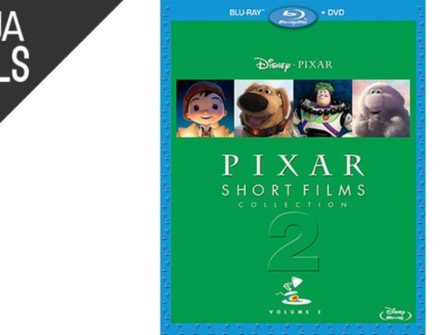 12 Pixar Shorts, House of Cards (Books), and More Deals