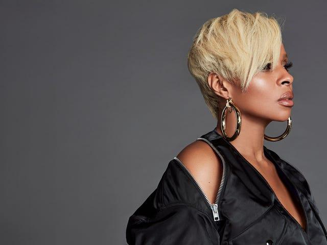 """Prêt pour un """"amour de soeur""""?  Mary J. Blige vient de collaborer sur une nouvelle ligne de bijoux"""