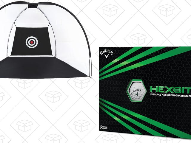 Score a Hole-In-One This Father's Day With Discounted Golf Gear