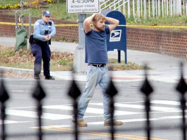 'Pizzagate' Shooter Sentenced to 4 Years in Prison