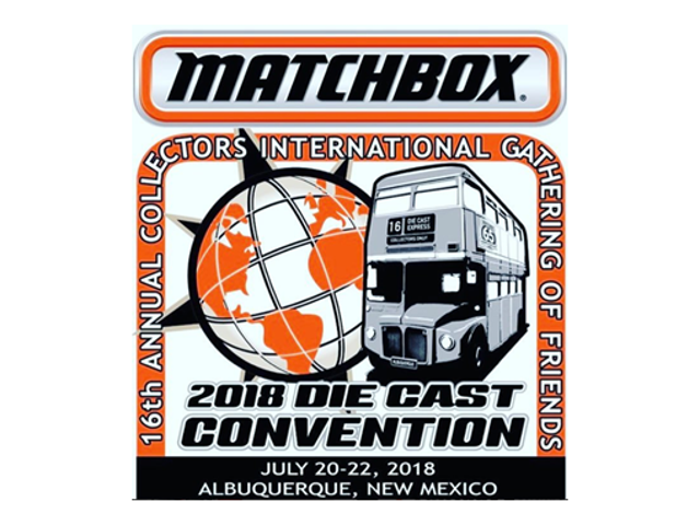 The 16th Matchbox Collectors Gathering of Friends Starts Tomorrow!