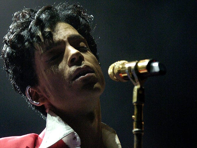 Another New Old Prince Album Is on the Way, With Jay-Z's Help