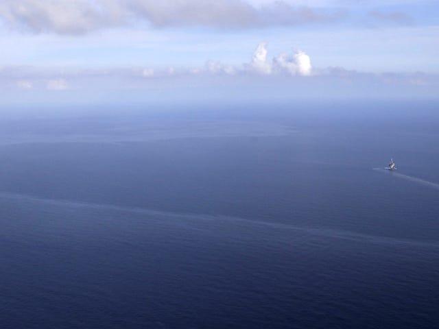 Un déversement de pétrole près de la Louisiane a connu une fuite silencieuse pendant 10 ans