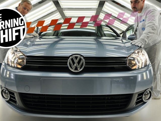 Volkswagen's Apparent New Boss Is No Stranger To Controversy