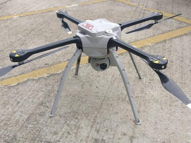 Drone Gang Jailed After Impressive 49-Flight Prison Smuggling Run