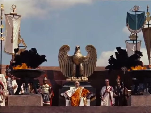 Cuando Roma cayó, algunos apenas se notaron y otros fueron asesinados por las hordas que se desbocaron