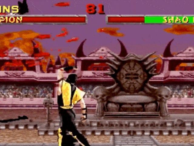 Những người lớn nói dối thường nói với tôi về Mortal Kombat