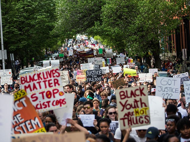 Beyond 'the Talk': How I Plan to Address Police Violence Against Black Communities