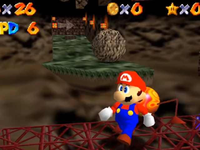 YouTube's Mario 64 Genius Sounds Overwhelmed With His Popularity