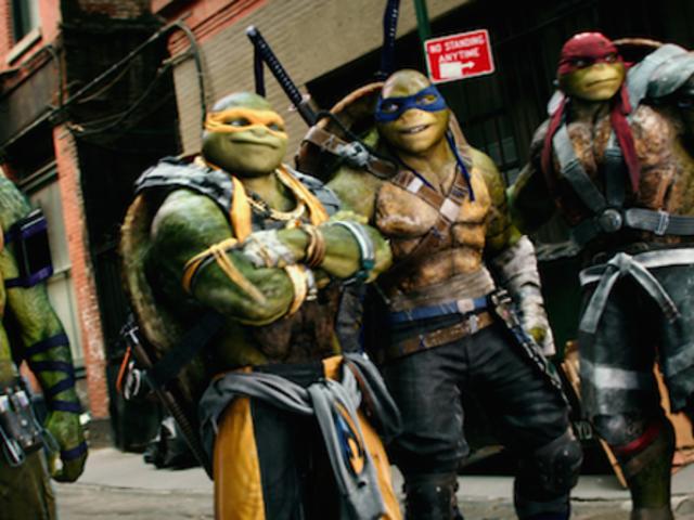 Nya <i>Teenage Mutant Ninja Turtles 2</i> Leksaker ger oss vår första titt på Krang