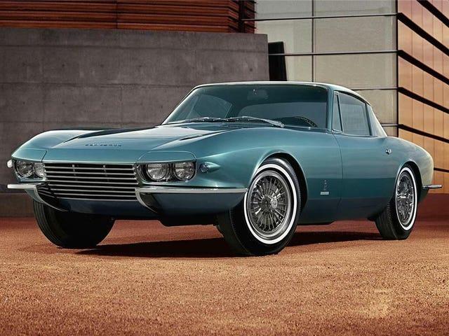 Tätä Pininfarina teki, kun he saivat kätensä C2 Corvettelle