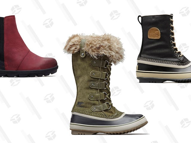 Save Big on Sorel With Up to 55% Off Select Styles
