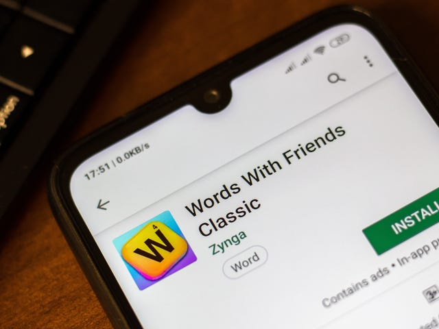 Cómo protegerse en la violación de datos de 'Palabras con amigos'