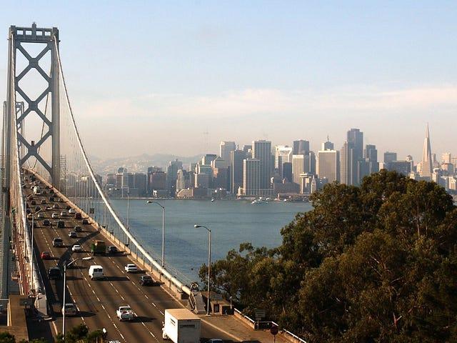 샌프란시스코에서 데이트하는 것은 샌프란시스코에서 살고있는 것과 같은 이유를 엿먹 인다.