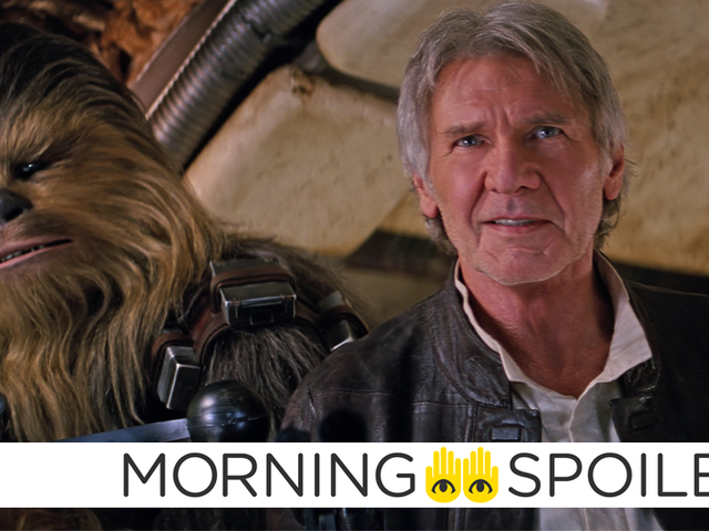 Han Solo Set Pictures Reveal Woody Harrelson's New Star Wars Character