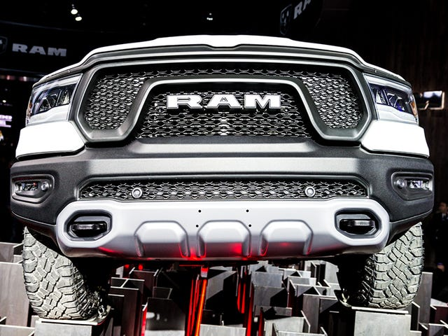 Here Are The 2019 Ram 1500's Easter Eggs