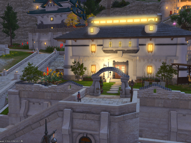 Even Final Fantasy XIV Is Freezing House Evictions