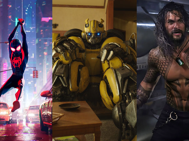 The Refreshing Earnestness of Last December's Blockbuster Genre Movies