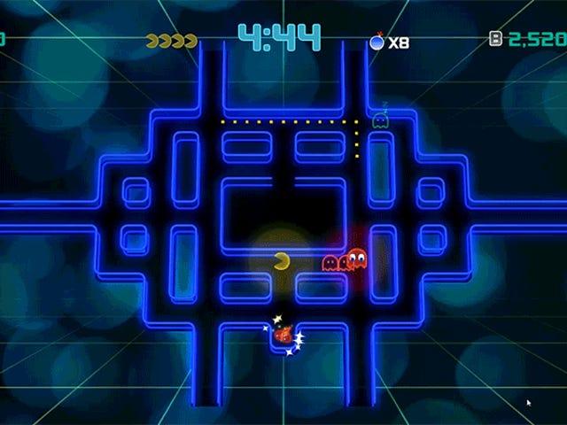 Den senaste Pac-Man Game Breaks Reglerna