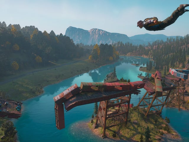 My Favorite Thing About Far Cry New Dawn Is Seeing How Far Cry 5's Locations Changed