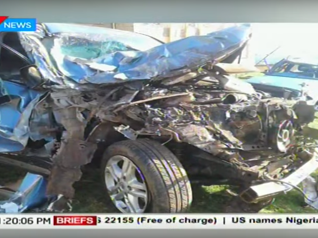 Olympic Champion David Rudisha Survives Car Crash In Kenya