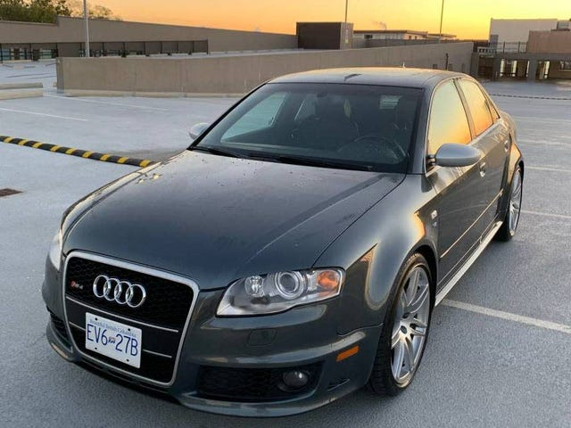 At $29,000 Canadian, Is This 2008 Audi RS4 A Real Northern Light?