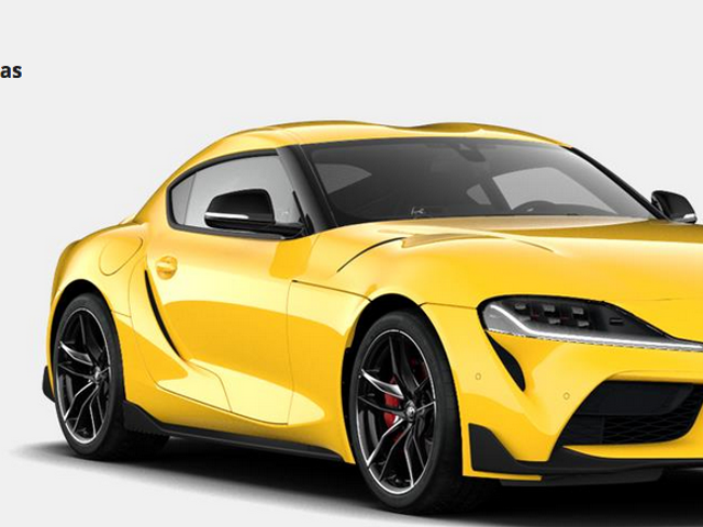 The Supra is HOW MUCH?!?