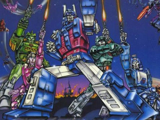 Comment Of The Day: Don't Shit On Tranformers Edition