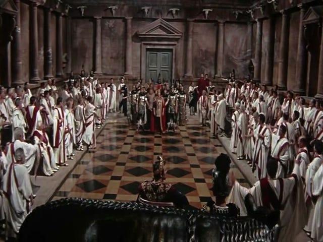 El Imperio Romano fue derribado por la podredumbre estructural