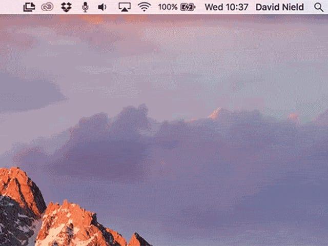 MacOS Sierra, primeras impresiones: así es usar Siri en un Mac