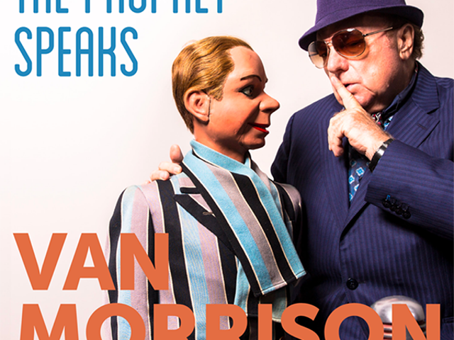 Lately it occurs to me that Van Morrison may be turning into some sort of jazz-inflected Batman villain