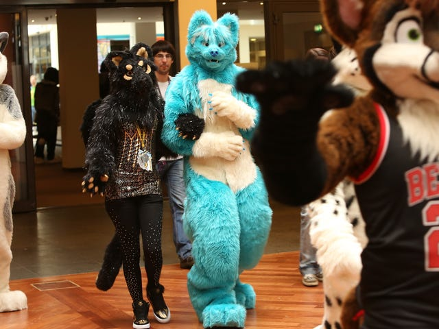 Nazi Furries Are Proof That White People Have Officially Lost Their Minds