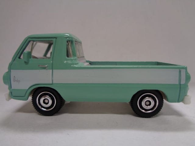 1966 DODGE A100 PICKUP BY MATCHBOX