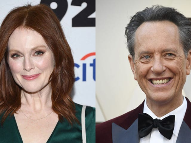 Richard E. Grant Says Julianne Moore Was Fired From <i>Can You Ever Forgive Me?</i> For Wanting to Wear a Fat Suit