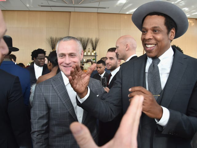 Jay-Z has made five times more money from booze than music
