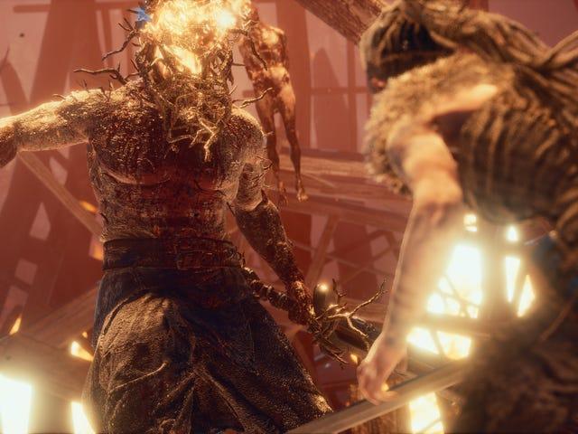 <i>Hellblade</i> महान है क्योंकि यह निराशाजनक है