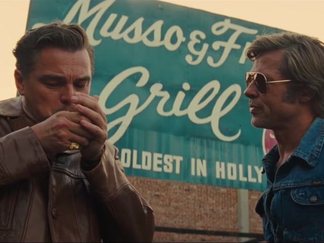 Once Upon A Time In Hollywood's new trailer introduces Brad Pitt to Charles Manson