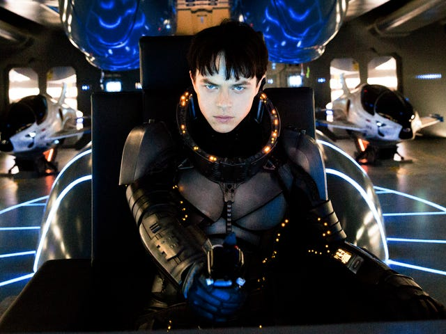 Valerian Is The Movie That Luc Besson Has Waited His Whole Life to Make