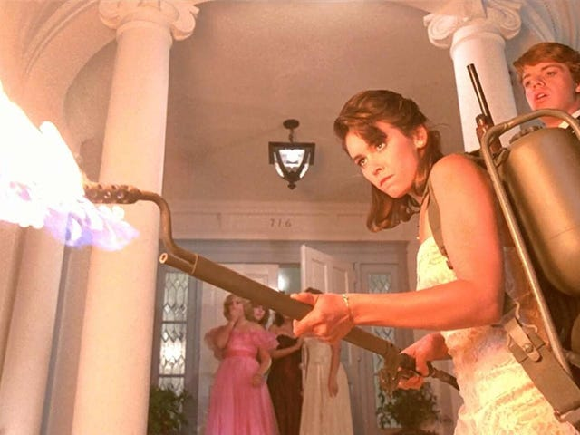 Night of the Creeps Still Thrills Us With Its Mashup of '80s Sci-Fi and Comedy Tropes