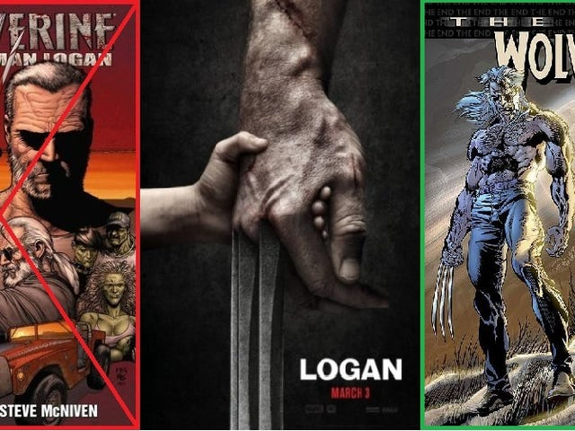 """Which Wolverine Comics Really Influenced """"Logan"""" Film"""