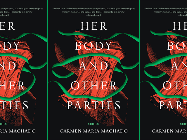 <i>Her Body and Other Parties</i> , <i></i>  Carmen Maria Machado&#39;s Queer, Feminist Book of Horror Stories, <i></i>  Blir en TV-serie