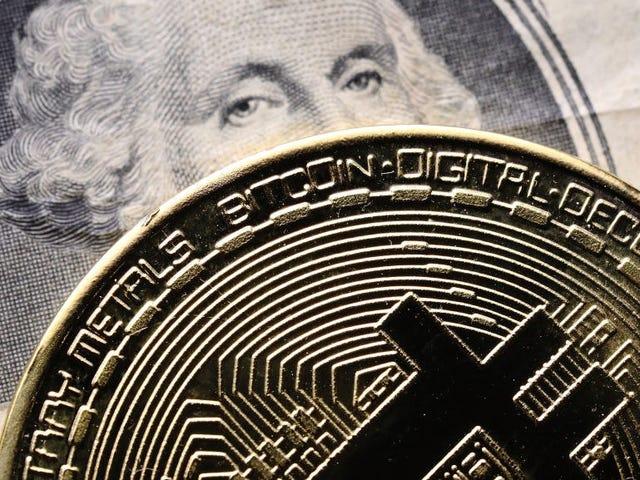 Enormer Zahlungsprozessor-Streifen steckt hinter Bitcoin