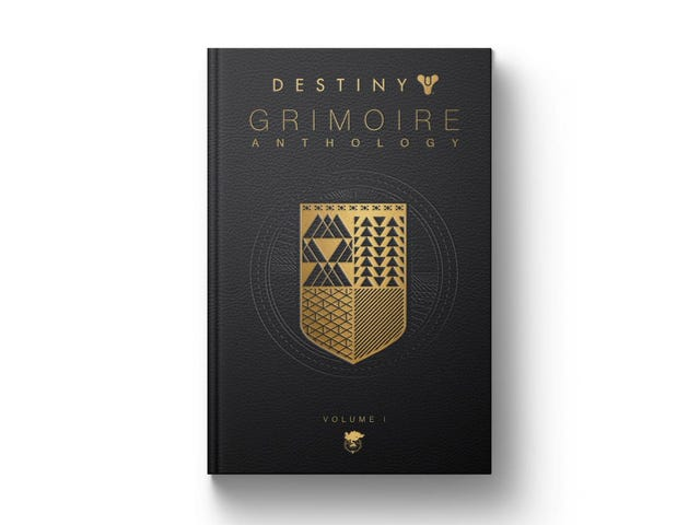 Destiny Is Putting All Its Lore In Some Books